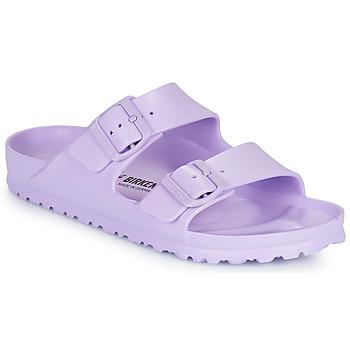 Pantofi Femei Papuci de vară Birkenstock ARIZONA EVA Violet