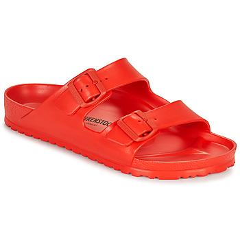 Pantofi Bărbați Papuci de vară Birkenstock ARIZONA EVA Roșu