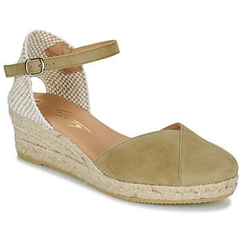 Pantofi Femei Sandale  Betty London INONO Kaki
