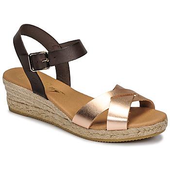 Pantofi Femei Sandale  Betty London GIORGIA Maro / Nude