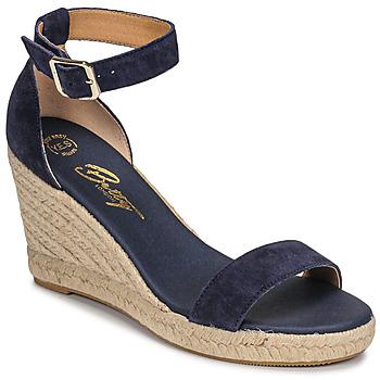 Pantofi Femei Sandale  Betty London INDALI Albastru