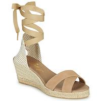 Pantofi Femei Sandale  Betty London IDILE Bej