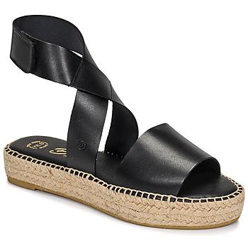 Pantofi Femei Sandale  Betty London EBALUIE Negru