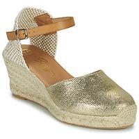Pantofi Femei Sandale  Betty London CASSIA Auriu
