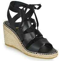 Pantofi Femei Sandale  Betty London OLEBESY Negru