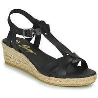 Pantofi Femei Sandale  Betty London OBORSEL Negru