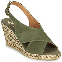 Pantofi Femei Sandale  Betty London OHINDRA Kaki
