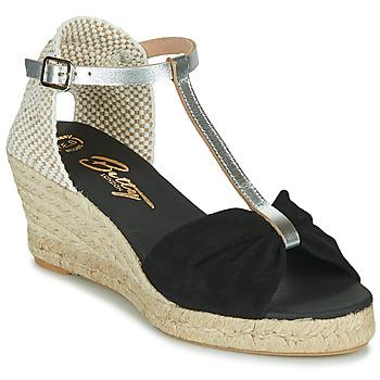 Pantofi Femei Sandale  Betty London OREINOA Negru