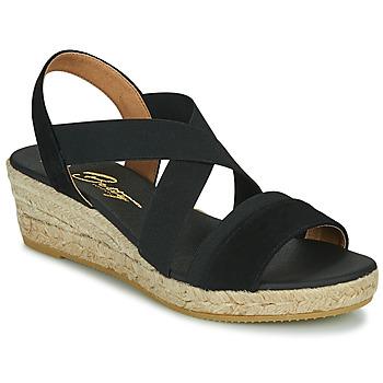 Pantofi Femei Sandale  Betty London OLINDR Negru