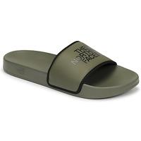 Pantofi Bărbați Șlapi The North Face BASE CAMP SLIDE III Kaki / Negru