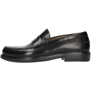 Pantofi Bărbați Mocasini CallagHan 90000 Black