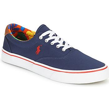 Pantofi Bărbați Pantofi sport Casual Polo Ralph Lauren THORTON-SNEAKERS-VULC Albastru