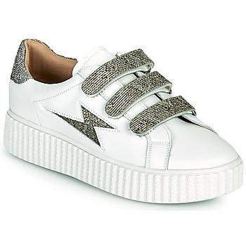 Pantofi Femei Pantofi sport Casual Vanessa Wu BK2231AN Alb / Gri