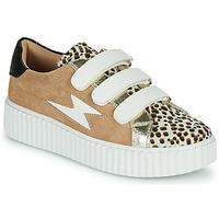 Pantofi Femei Pantofi sport Casual Vanessa Wu BK2206LP Bej / Leopard
