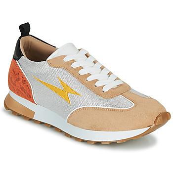 Pantofi Femei Pantofi sport Casual Vanessa Wu BK2268BG Bej / Galben / Portocaliu