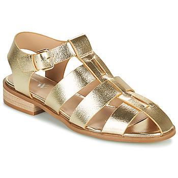 Pantofi Femei Sandale  Vanessa Wu SD2255OR Auriu