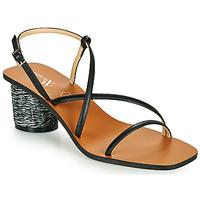 Pantofi Femei Sandale  Vanessa Wu SD2226NR Negru