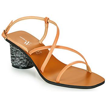 Pantofi Femei Sandale  Vanessa Wu SD2226SM Portocaliu