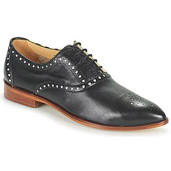 Pantofi Femei Pantofi Derby Melvin & Hamilton JESSY 61 Negru