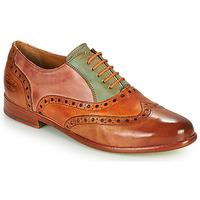 Pantofi Femei Pantofi Derby Melvin & Hamilton SELINA 24 Maro