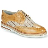 Pantofi Femei Pantofi Derby Melvin & Hamilton AMELIE 3 Galben