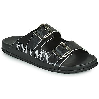 Pantofi Bărbați Sandale  Melvin & Hamilton ROBERT 10 Negru