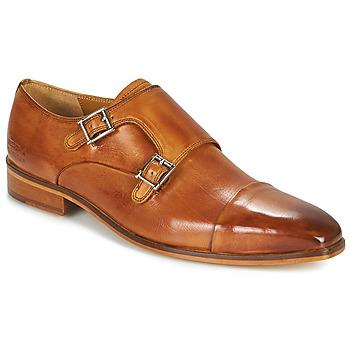 Pantofi Bărbați Pantofi Oxford Melvin & Hamilton LANCE 1 Maro