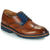 Pantofi Bărbați Pantofi Derby Melvin & Hamilton MATTHEW 33 Maro