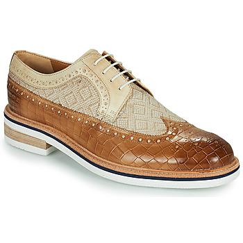 Pantofi Bărbați Pantofi Derby Melvin & Hamilton TREVOR 10 Maro