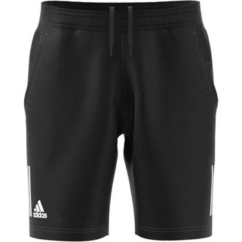Îmbracaminte Bărbați Pantaloni scurti și Bermuda adidas Originals Club Short Negre