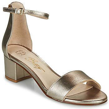 Pantofi Femei Sandale  Betty London INNAMATA Ołów