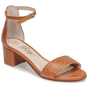 Pantofi Femei Sandale  Betty London OLAKE Camel