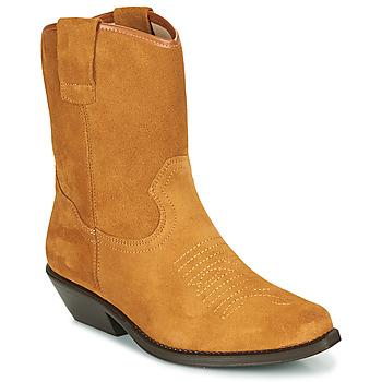 Pantofi Femei Cizme casual Betty London OSONGE Coniac