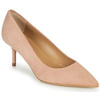 Pantofi Femei Balerin și Balerini cu curea JB Martin TADELYS Roz