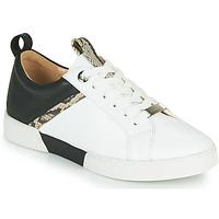 Pantofi Femei Pantofi sport Casual JB Martin GELATO Alb / Negru