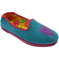 Pantofi Femei Papuci de casă De Fonseca DEFONFIUACCazz blu