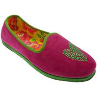 Pantofi Femei Papuci de casă De Fonseca DEFONFRIUACCfux blu