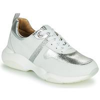Pantofi Femei Pantofi sport Casual JB Martin WILO Alb / Argintiu