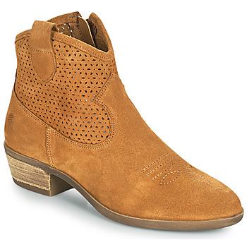 Pantofi Femei Ghete Betty London OGEMMA Coniac