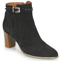 Pantofi Femei Botine Betty London OSANDA Negru