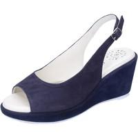 Pantofi Femei Sandale  Adriana Del Nista BJ06 Albastru