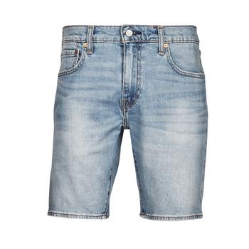 Îmbracaminte Bărbați Pantaloni scurti și Bermuda Levi's 411 Slim Short Albastru