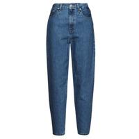 Îmbracaminte Femei Jeans boyfriend Levi's HIGH LOOSE TAPER Albastru