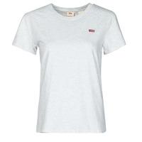 Îmbracaminte Femei Tricouri mânecă scurtă Levi's PERFECT TEE Gri