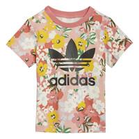 Îmbracaminte Fete Tricouri mânecă scurtă adidas Originals GN2262 Multicolor