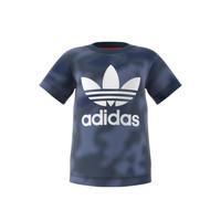 Îmbracaminte Băieți Tricouri mânecă scurtă adidas Originals GN4116 Albastru