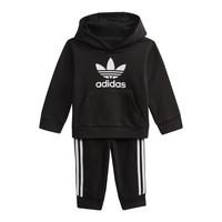 Îmbracaminte Copii Hanorace  adidas Originals DV2809 Negru