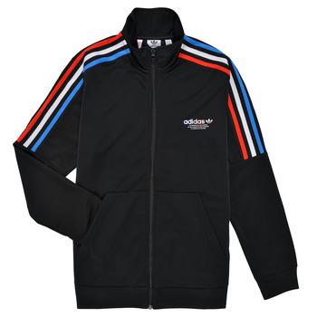 Îmbracaminte Copii Bluze îmbrăcăminte sport  adidas Originals GN7482 Negru