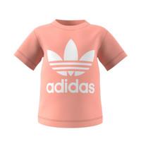 Îmbracaminte Copii Tricouri mânecă scurtă adidas Originals GN8176 Alb