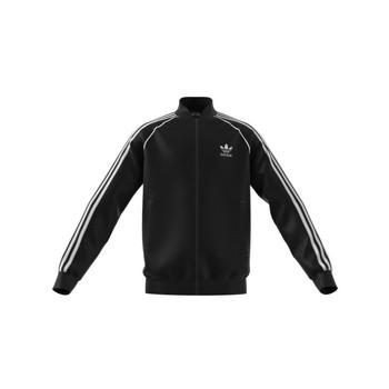 Îmbracaminte Copii Bluze îmbrăcăminte sport  adidas Originals TREDYU Negru